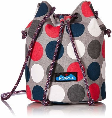 Kavu Bucket Bag Got Dots