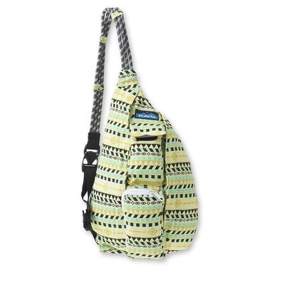 Kavu Mini Rope Bag  Gold Belt