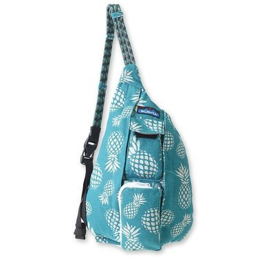 Kavu Mini Rope Bag  Pineapple Passion