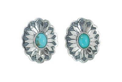 Pura Vida Concho Earrings
