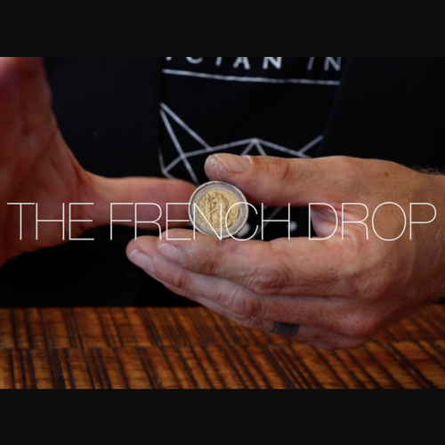 The French Drop | The Easiest Coin Vanish Around (Tutorial in discription )