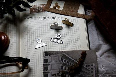 Die Clamp, 2,3x1,8 cm, Scrapfriend