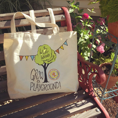 Wee Woods Tote (Pick up in Beacon only!) 008