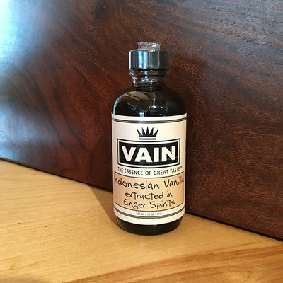 VAIN Indonesian Vanilla in Ginger Spirits