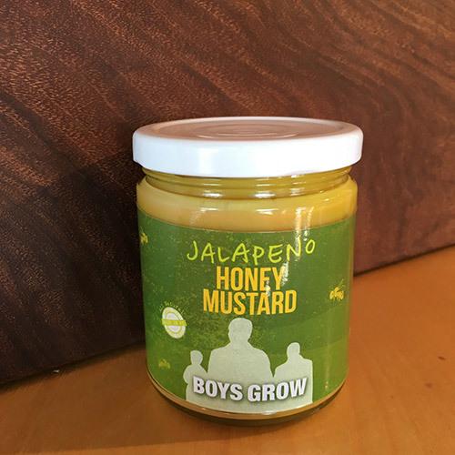 BoysGrow Jalapeno Honey Mustard 611745869427
