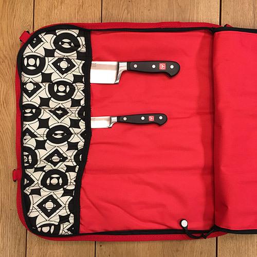 Messermeister Knife Roll 2088-8/GEO