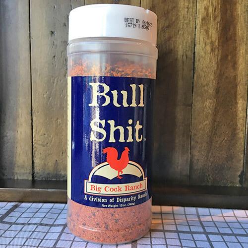 Bull Shit Seasoning and Rub