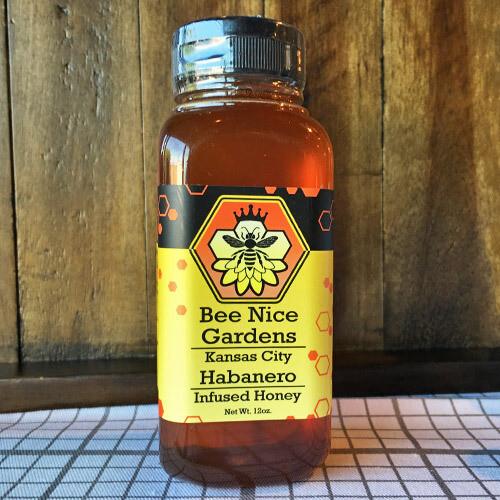 Habenero Infused Honey