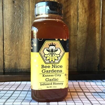 Garlic Infused Honey