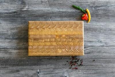 Larch Wood Cutting Board