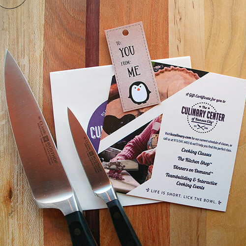 Knife Skills Gift Pack