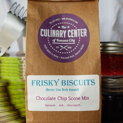 Chocolate Chip Scone Mix