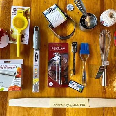 Kitchen Essentials Foodie Box