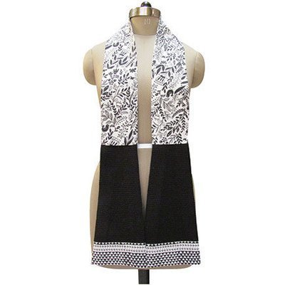 'Black & White Patterned' Kitchen Boa®