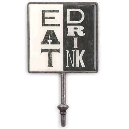 'Eat/Drink' Magnetic Hook 00002