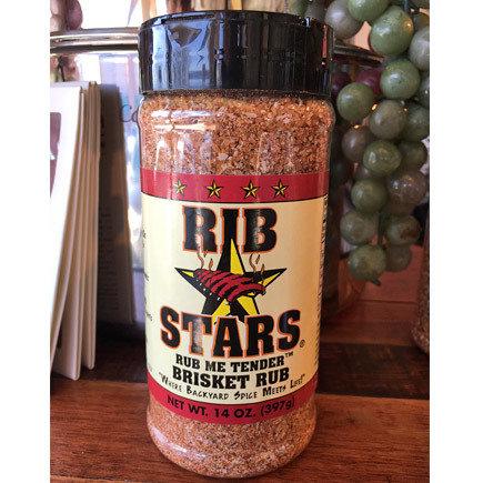 Rib Stars Rib Rub