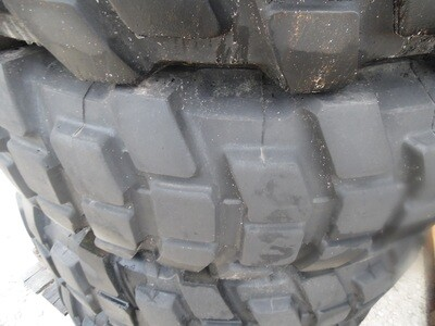 1400 Michline XL tires 85% tread + Nice shape
