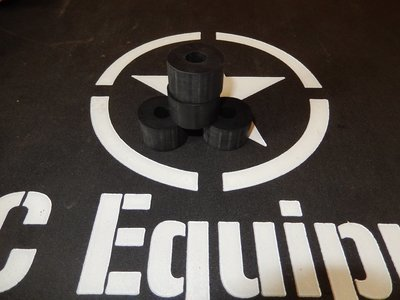 Shock Absorber Mount Rubber Bushing kit For M35A2 Series