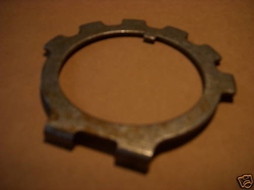 M35A2 M35 2.5 TON KEYED LOCK WASHER FRONT OR REAR AXEL