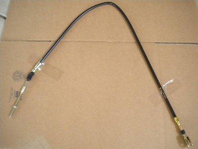 M35 M35A2 2.5 TON EMERGENCY BRAKE CABLE 11609834