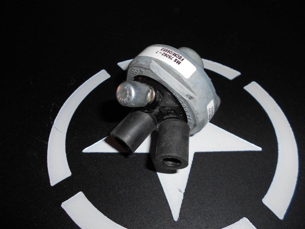 Air presser brake switch