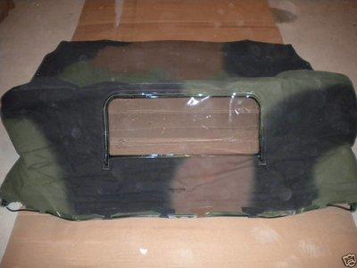 New Military spec USA made camo soft top 5 ton M900 series M923 M932 M931 M925