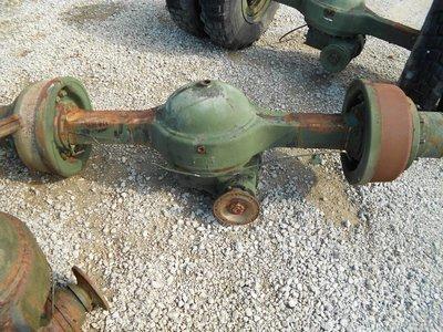 Rear Rockwell 5 ton axle