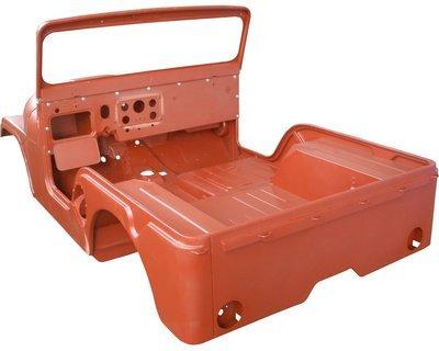 1952-1971 M38A1 BODY TUB KIT WILLYS Kaiser JEEP MBK027 CJ5