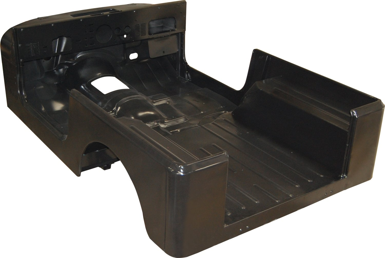 1976-1986 CJ7 BODY TUB AMC JEEP