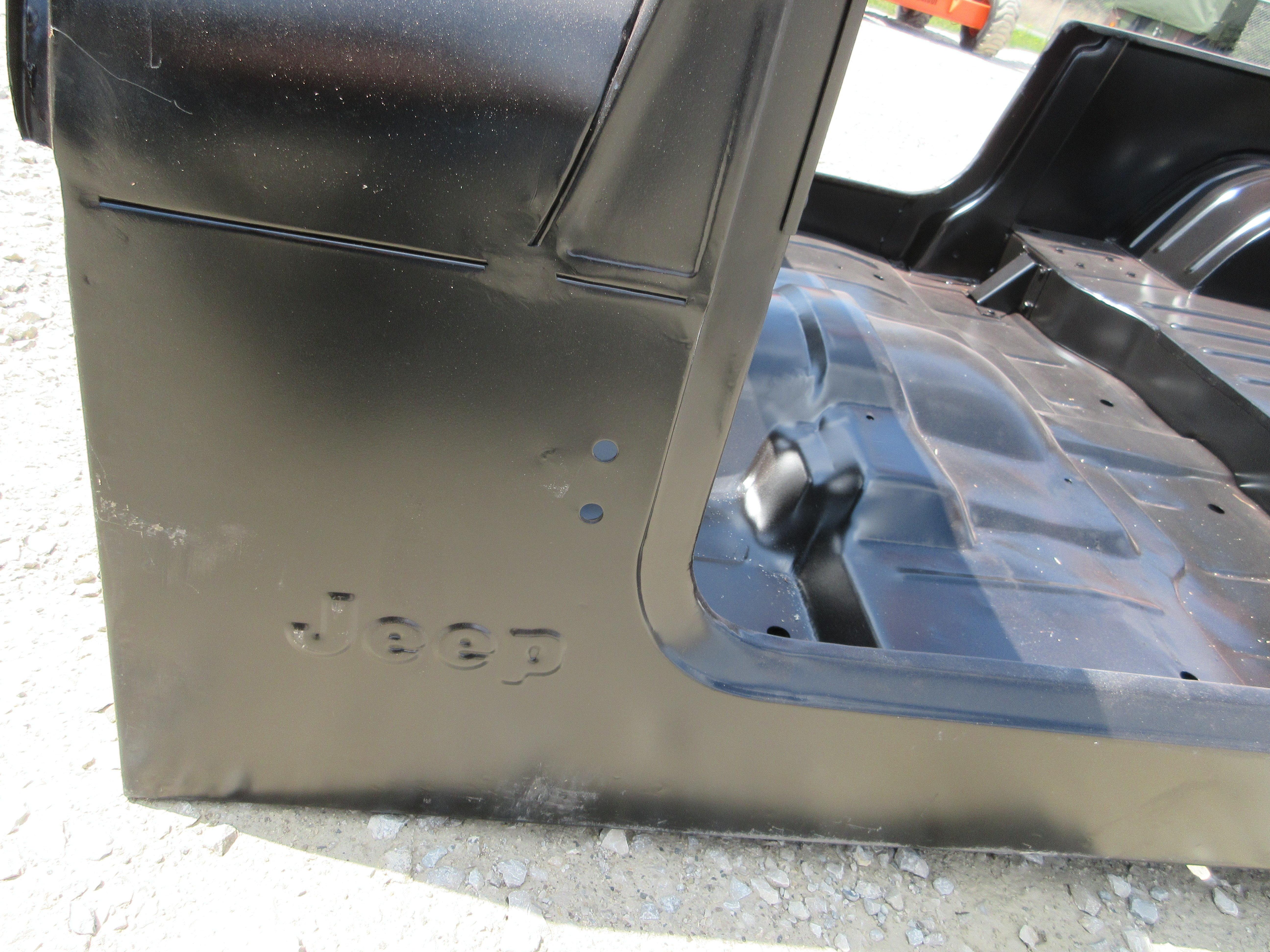 1981-1985 CJ8 Scrambler BODY KIT AMC JEEP CBK026