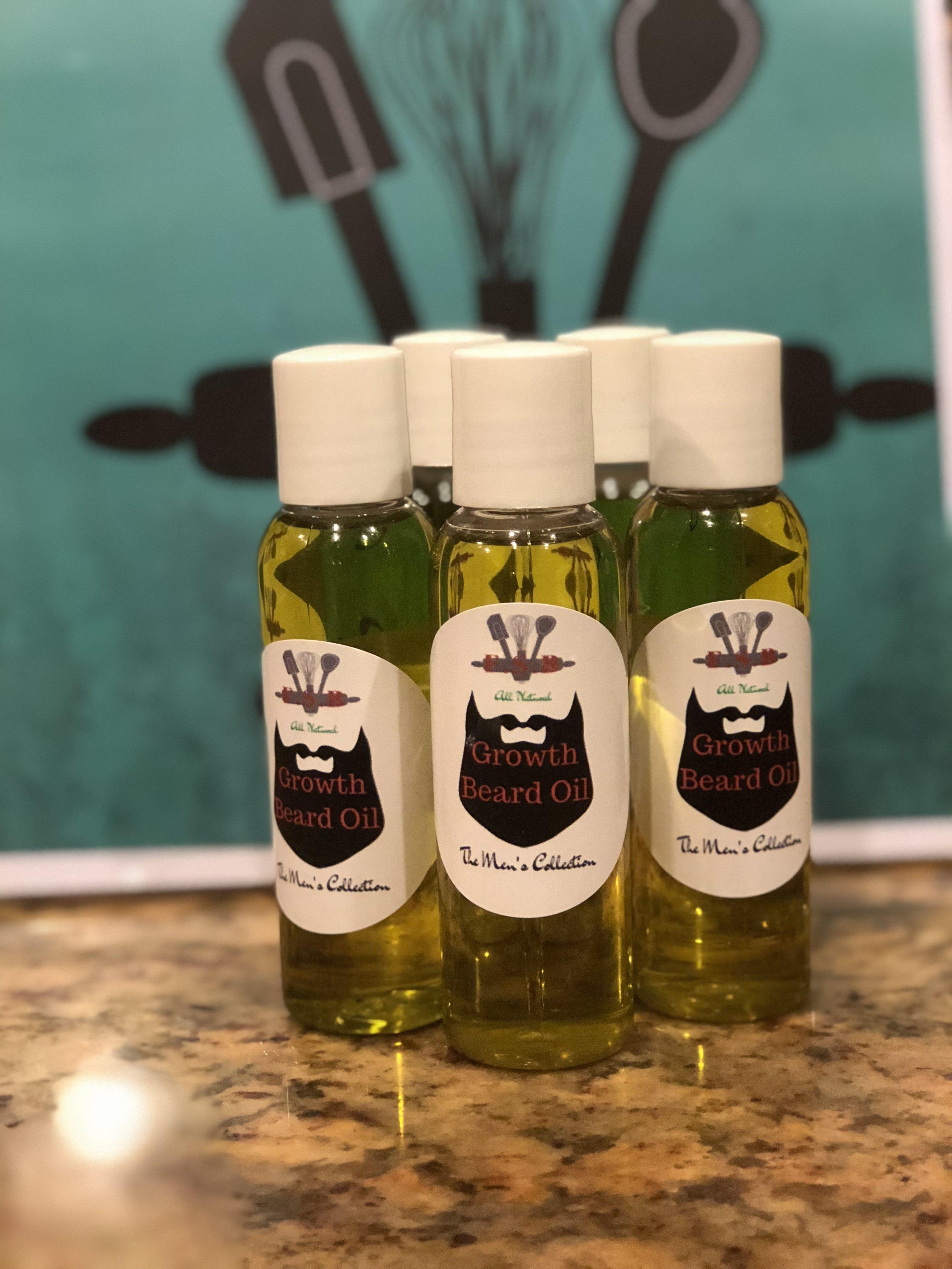 Growth Beard Oil B5H5XNVGF2Y343KA2QU2JDNW