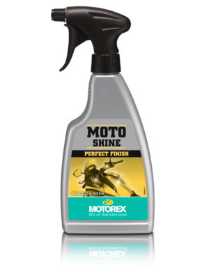 MOTOREX SPRAY MOTO SHINE