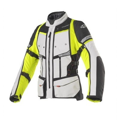Giacca Clover GTS-4 AIRBAG Touring col. G/GR