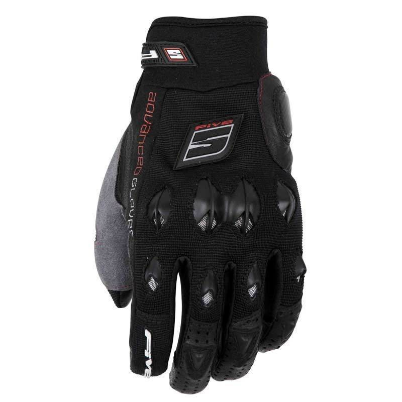 Guanti FIVE STUNT black