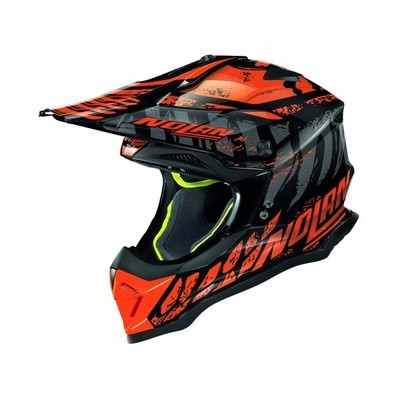 Casco Cross NOLAN N-53 col. 58
