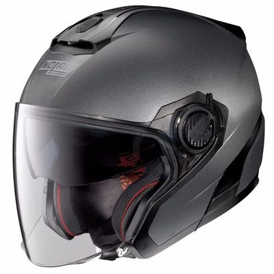 Casco Jet NOLAN N40.5 BLACK GRAPHITE
