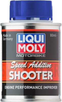 LIQUI MOLY - ADDITIVO MOTORBIKE SPEED SHOOTER