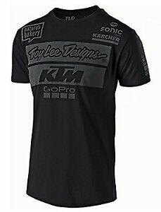 T-SHIRT KTM - TLD colore BLACK