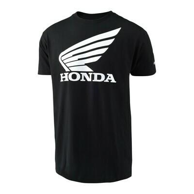 T-SHIRT HONDA - TLD colore BLACK