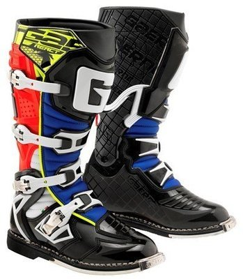 Stivali Cross - Enduro G-REACT mod. 2180 colore FLUO