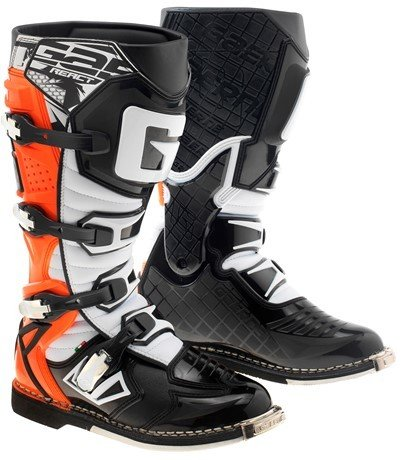 Stivali Cross - Enduro G-REACT mod. 2180 colore ARANCIO