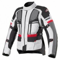 Giacca Clover DAKAR WP AIRBAG Touring col. N/GR