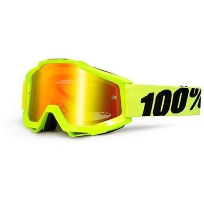 Mascherina CROSS 100% mod. ACCURI FLUO