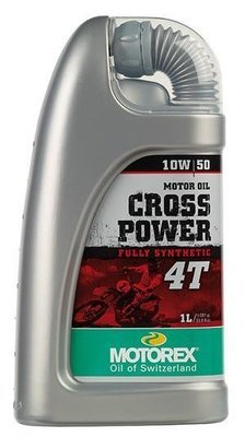 OLIO MOTOREX CROSS POWER 4T 10W60