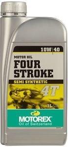 OLIO MOTOREX FOUR STROKE 4T 10W40
