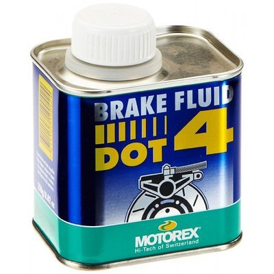 OLIO MOTOREX BRAKE FLUID DOT4