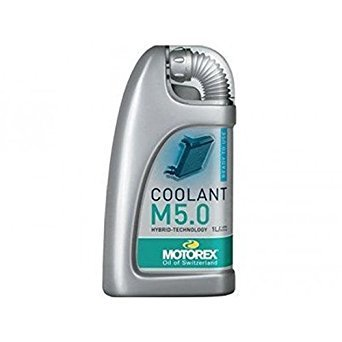LIQUIDO MOTOREX COOLANT M5.0 pronto all'uso!