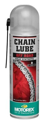 OLIO MOTOREX CHAIN LUBE OFF ROAD