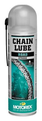 OLIO MOTOREX CHAIN LUBE ROAD STRONG
