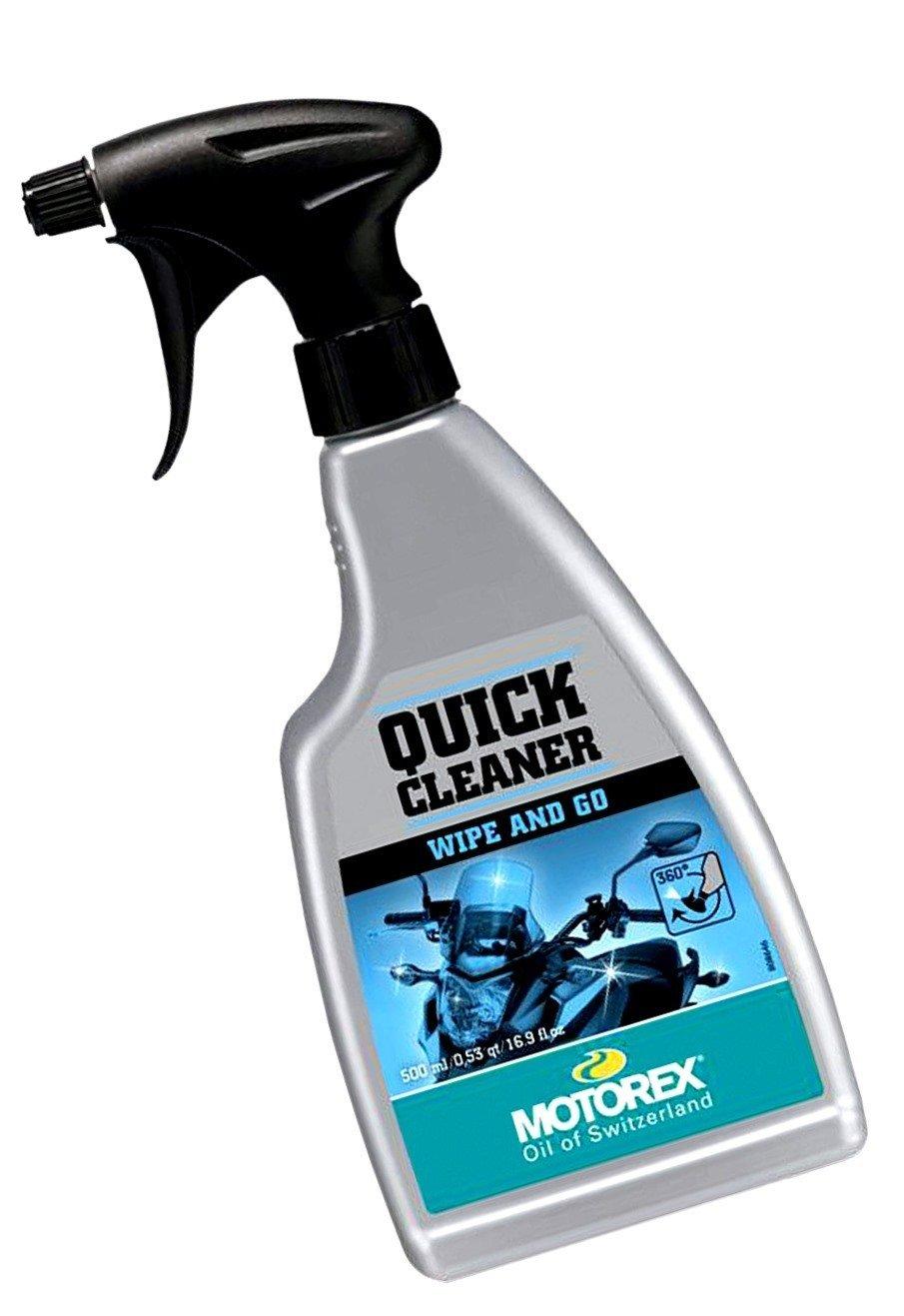 DETERGENTE MOTOREX MOTO QUICK CLEANER